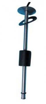 Su/yakıt şamandırası, paslanmaz çelik. 10-180 ohm.