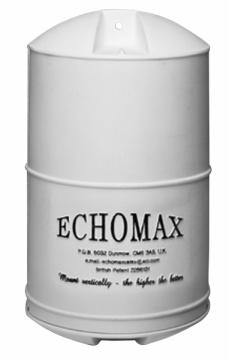 Echomax 230 Midi Orijinal radar reflektörü. Yelkenliler, motoryatlar ve Ribler için 230 serisinin en küçük modelidir.
