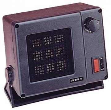 Portatif ısıtıcı. DC 12V.