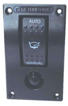 Sintine Pompası Kontrol Paneli