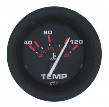 Veethree Instruments Amega 40° - 120° Hararet Göstergesi (Made in USA)