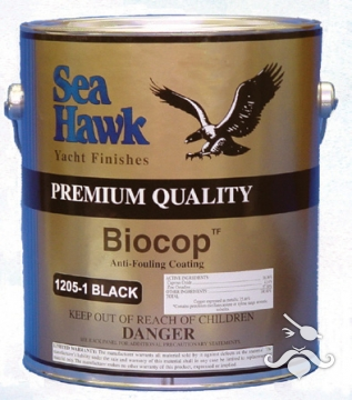 Biocop TF süperyat zehirli boya, 3.785 L (1 US Galon)
