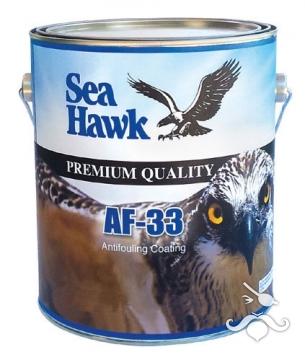 SEA HAWK AF-33 ZEHİRLİ BOYA K.MAVİ 950 ML