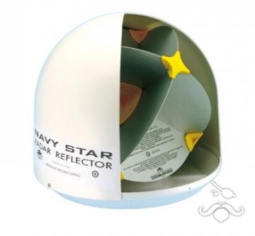 Radar reflektörü