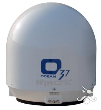 037 Uydu anteni