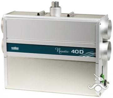 Wallas 40 D, diesel ısıtıcı