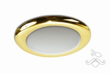 Ufo Slim Tavan Lambası ABS Gövdeli Sarı