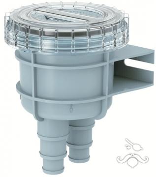 Plastik Deniz Suyu Filtresi - Vetus Modeli 13-16-19 mm