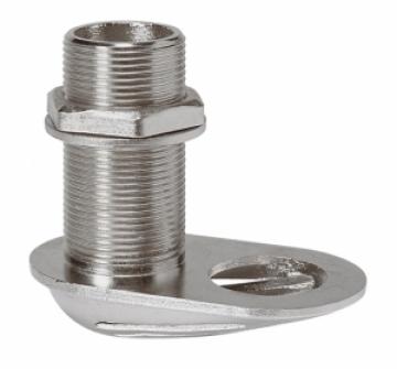 Filtreli su girişi. AISI 316 paslanmaz çelik.