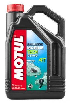 Motul Marine 25W40 Deniz Motoru Yağı 5 Litre